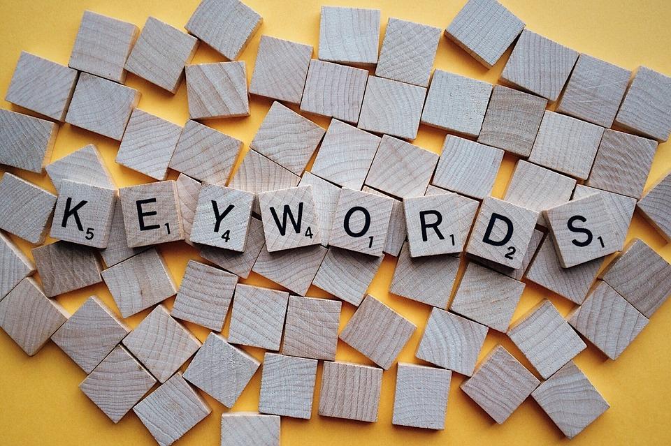 Select Proper Keywords