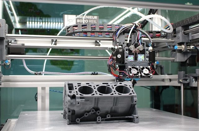 3D Printing in Today's Learning Environments